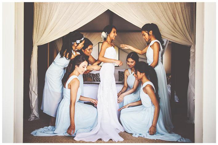 Vintage Photography Bali
