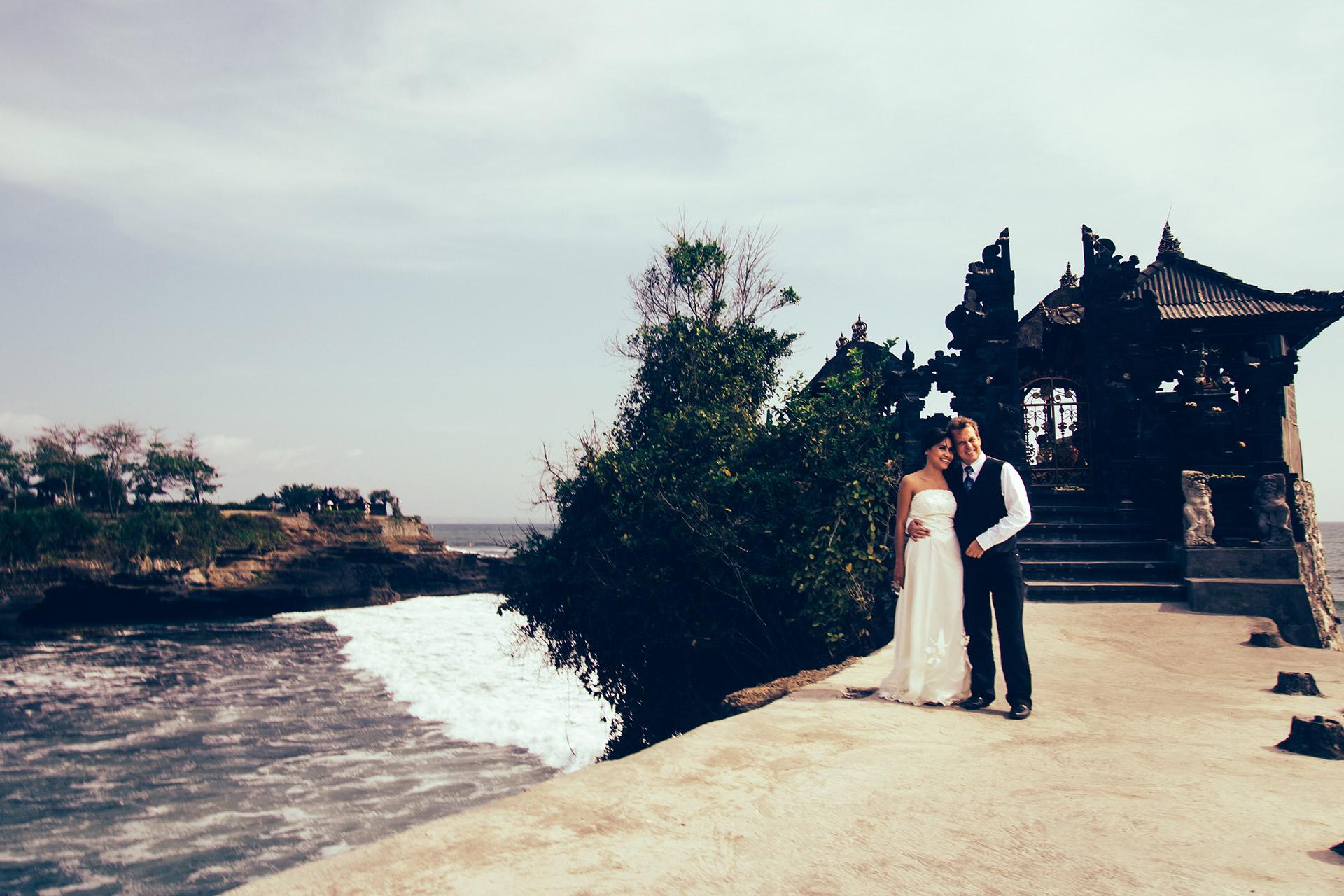 re Wedding Tanah Lot