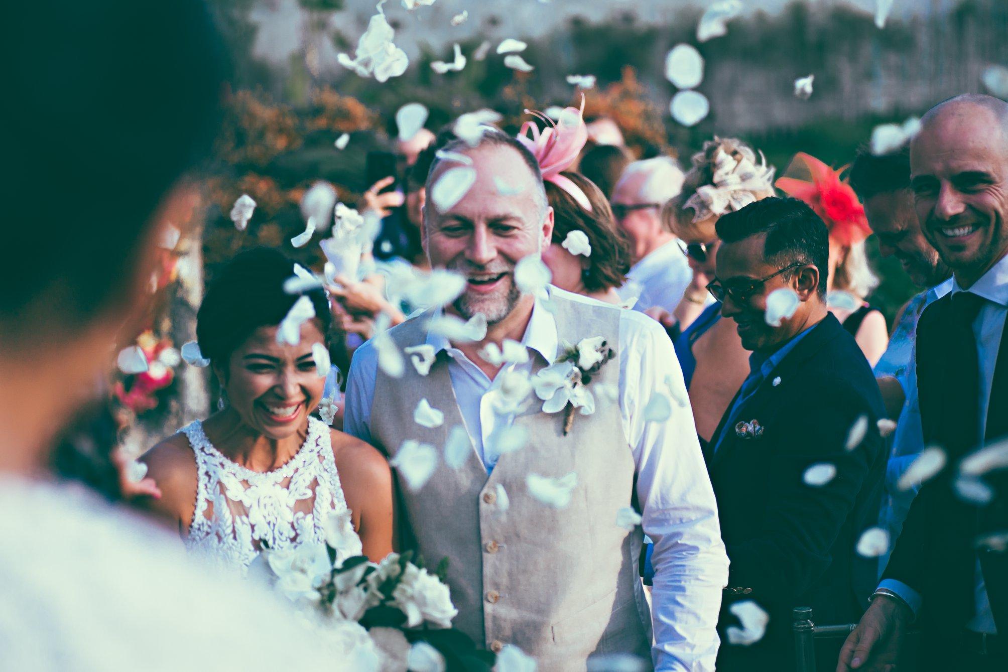 Balinese female wedding photographer