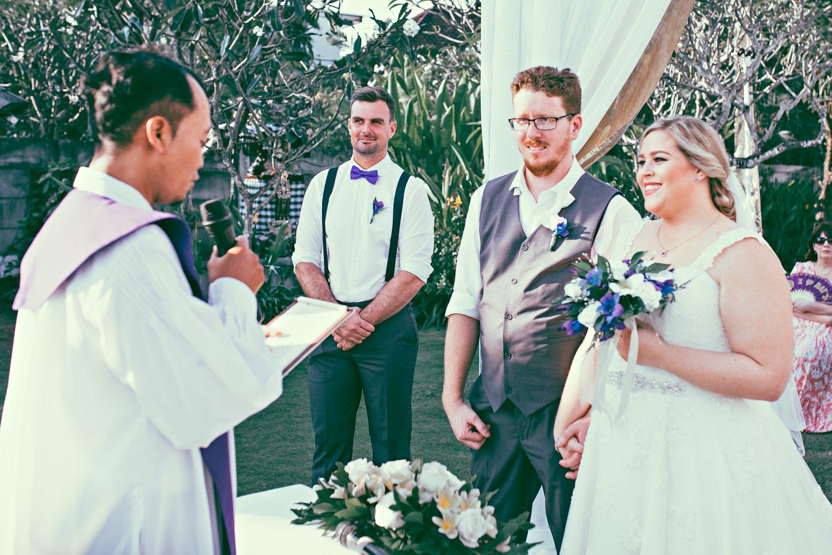 Best Bali woman wedding photographer