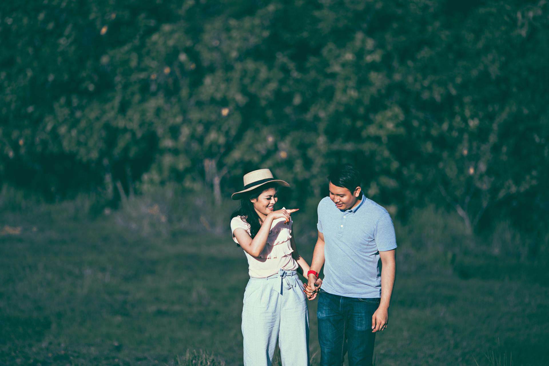 Best female pre wedding photographer Bali